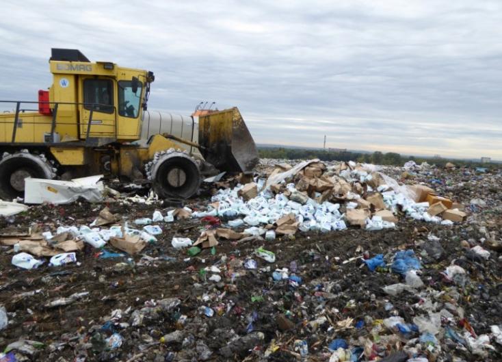 Évente több mint kétmilliárd tonna kommunális hulladékot termel a világ