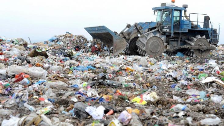 2018-ban fejenként 427 kilogramm hulladékot termeltünk