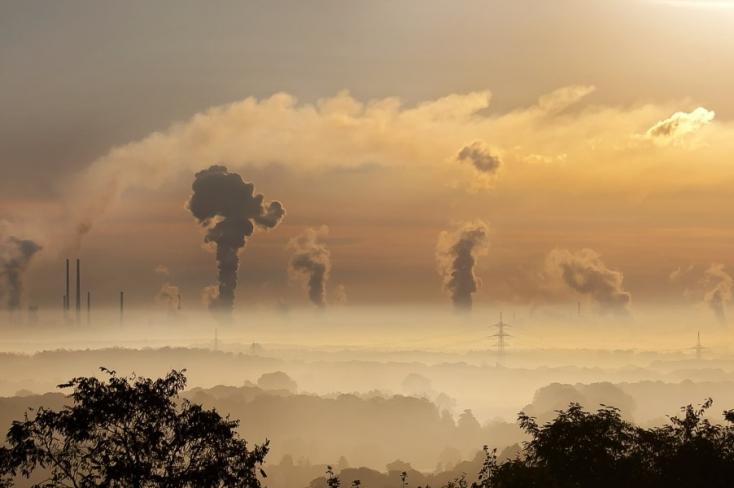 Szlovákia a V4-ek közül egyedüliként támogatta a klímasemlegességet