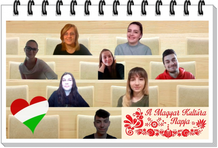 Virtuális műsor a magyar kultúra napján