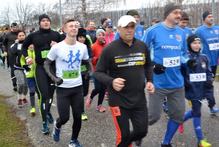 Dunaszerdahelyen futással búcsúztatják a leköszönő esztendőt