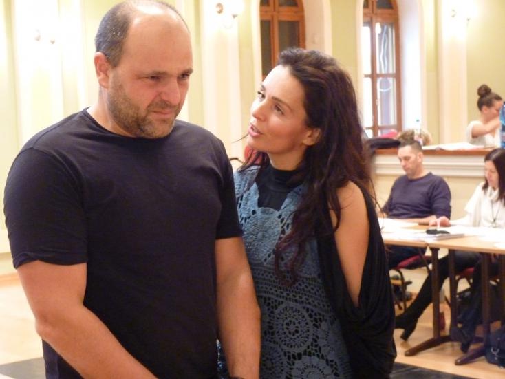 Álmok keresztútjain - Peer Gynt Dunaszerdahelyen Gál Tamással és Kiss Szilviával