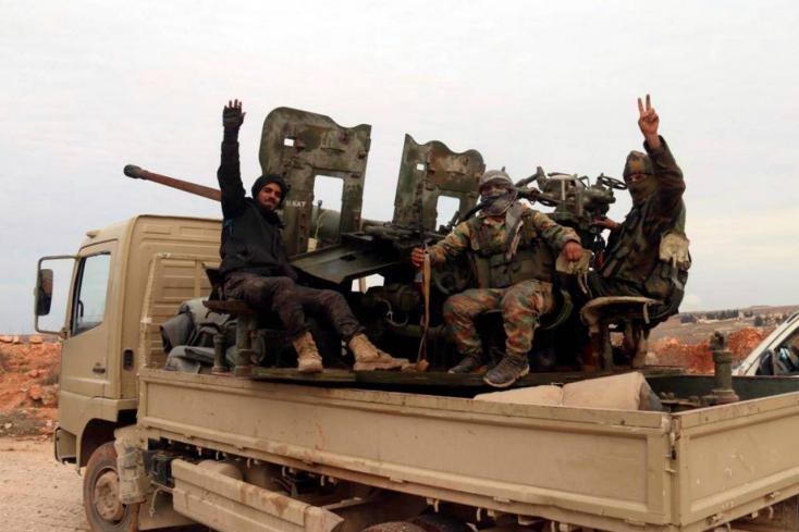 Török drónok végeztek 26 szíriai katonával