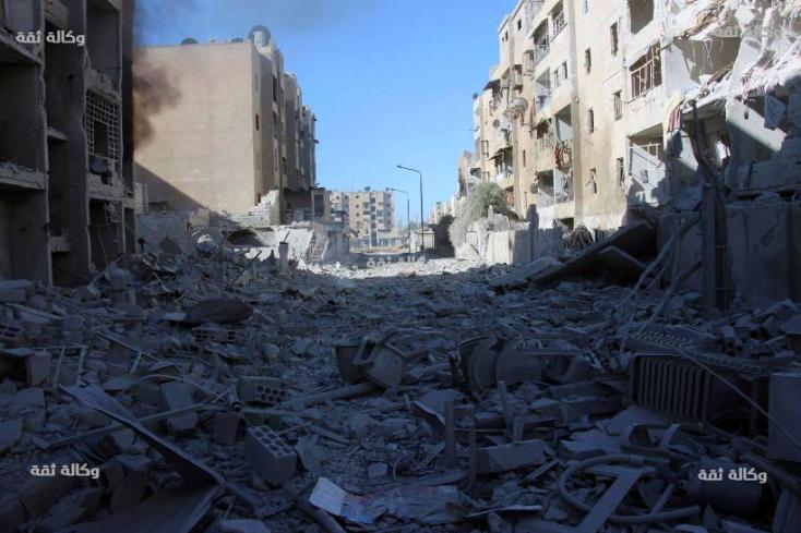 SZÍRIA: Tűzszünetről állapodtak meg, de ez a terroristákra nem vonatkozik