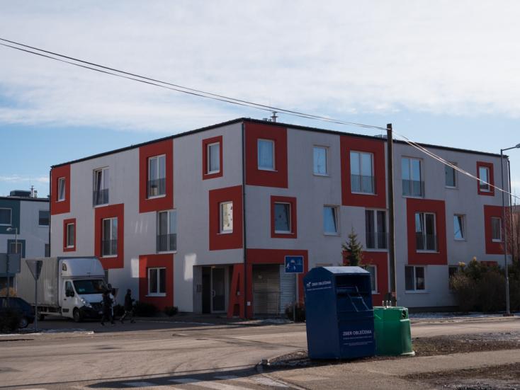 Kedden többen is rosszul lettek a dunaszerdahelyi lakóépületben, amit hétfőn evakuálni kellett