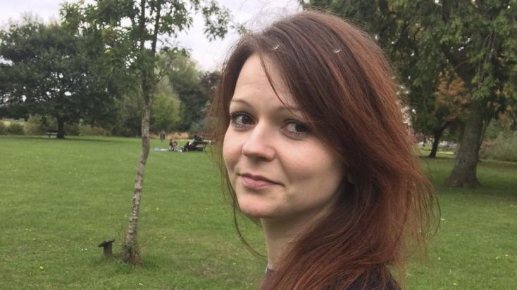 Az orosz nagykövetség kételkedik a Julija Szkripal nevében közzétett nyilatkozat valódiságában