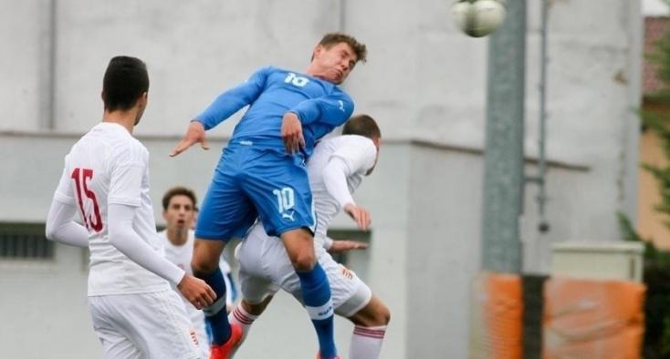 U19: A szlovák válogatott 5-1-re legyőzte magyar ellenfelét a felkészülési meccsen