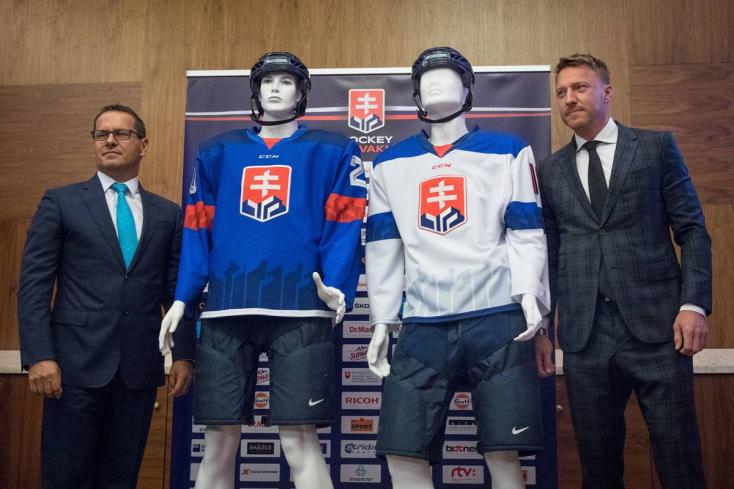 Az SNS kisírta, hogy ne csak a stilizált címer legyen a szlovák hokimezeken