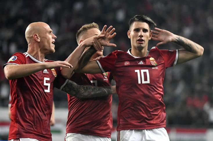 Szoboszlai a legjobb 21 éven aluli focisták közé került!