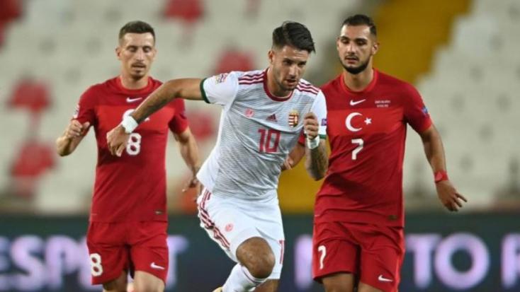 Nemzetek Ligája: Szoboszlai nem játszik a törökök ellen