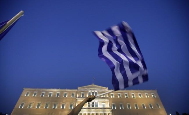 Országszerte sztrájkolnak a görögök az újabb megszorítások miatt