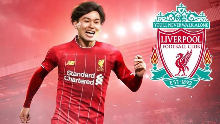 A Liverpool bejelentette Minamino leigazolását