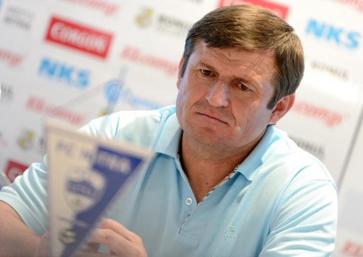 Szlovák vezetőedzőt kap a szombathelyi Haladás