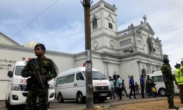 Nincs szlovákiai áldozata a Srí Lankán történt robbantásoknak