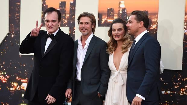 Erősen nyitott Tarantino Volt egyszer egy Hollywood című filmje, de nem tudta megelőzni Az oroszlánkirályt