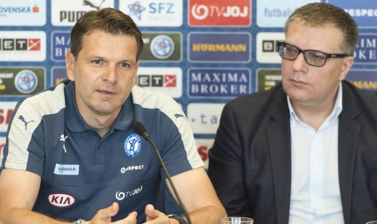 A SFZ elnöke elégedetlen a válogatott selejtezős eredményeivel, hamarosan dönthetnek Tarkovič sorsáról
