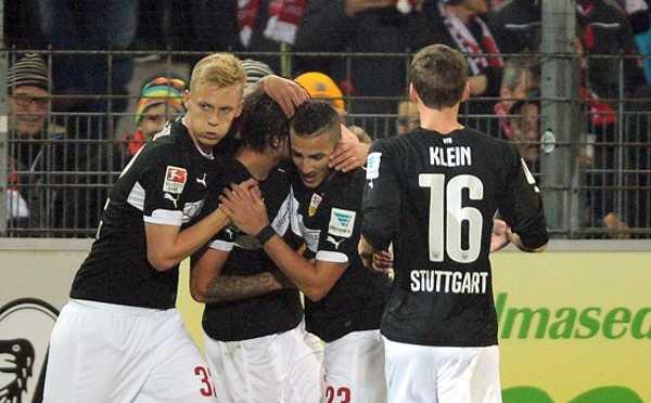 Bundesliga - Egy év után visszajutott a Stuttgart