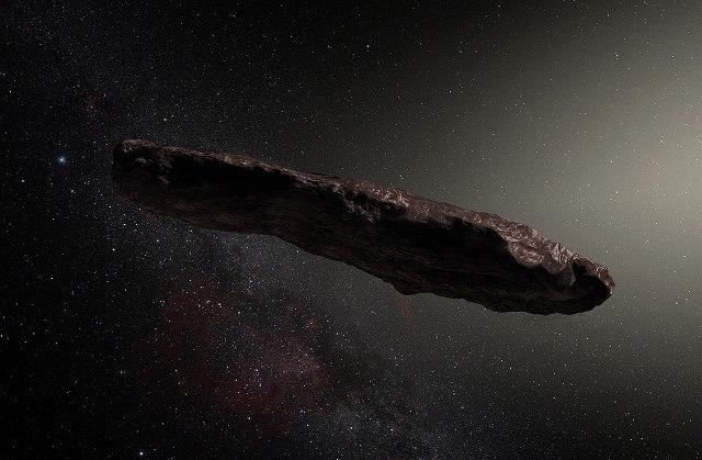 Kiderült a kozmikus objektumról, hogy űrbéli anyag