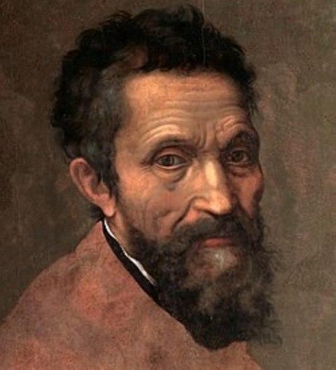 Michelangelo balkezes volt és titkolnia kellett