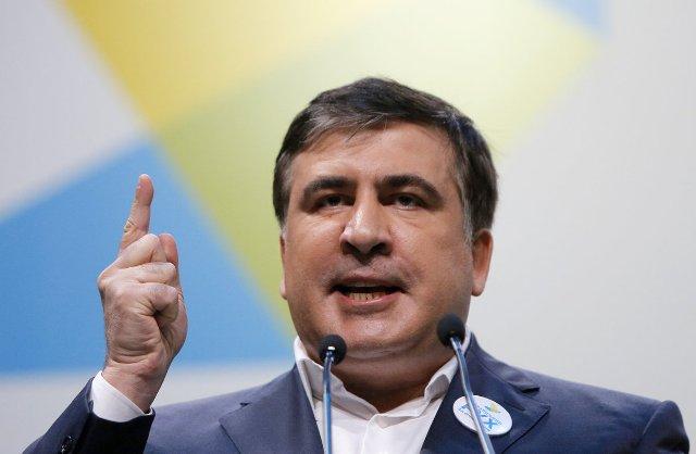 Őrizetbe vették Kijevben Szaakasvili volt grúziai elnököt –  letartóztatása előtt öngyilkossággal fenyegetőzött