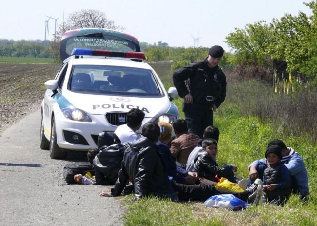 Tavaly közel 3 ezren akarták illegálisan átlépni a határt– sosem volt még ennyi határsértő Szlovákiában