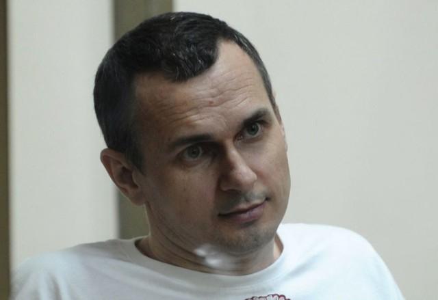 Az EU az orosz börtönben éhségsztrájkoló ukrán rendező megfelelő kezelésére szólította fel Moszkvát