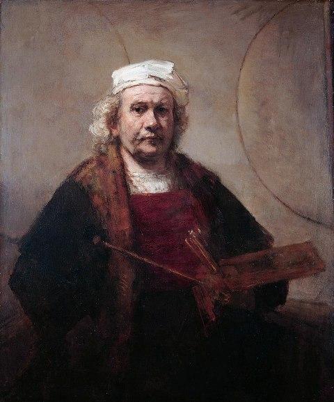 Negyvennégy év után először bukkant fel ismeretlen Rembrandt-festmény