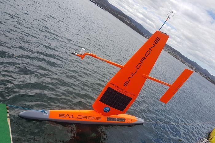 Autonóm drónokkal gyűjtenek adatokat az óceánról