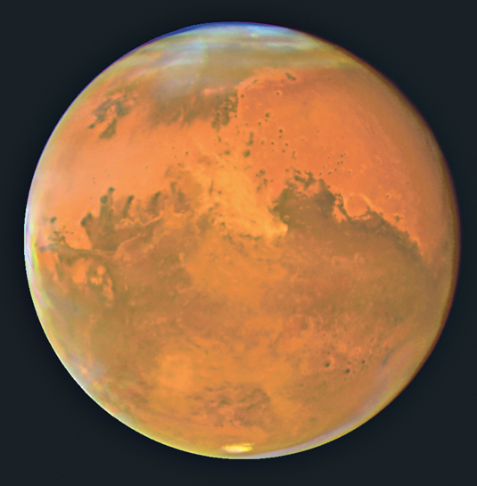 Újraindítanák a Marson fúrás közben megrekedt robotvakondot