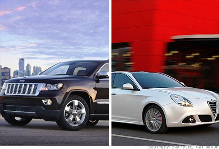 Hatmilliós gyártókapacitása lesz a Fiat-Chrysler autógyártónak