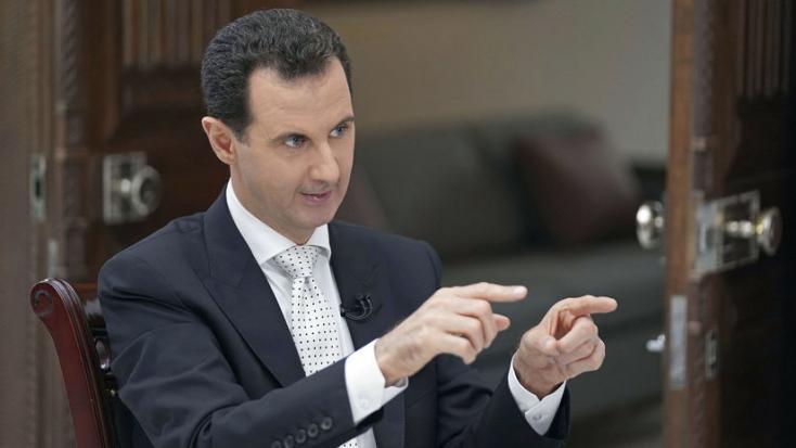 Szíria - Aszad: az amerikai katonáknak el kell hagyniuk az ország területét