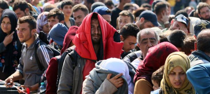 Megkezdték Olaszország második legnagyobb menedékkérő-táborának felszámolását