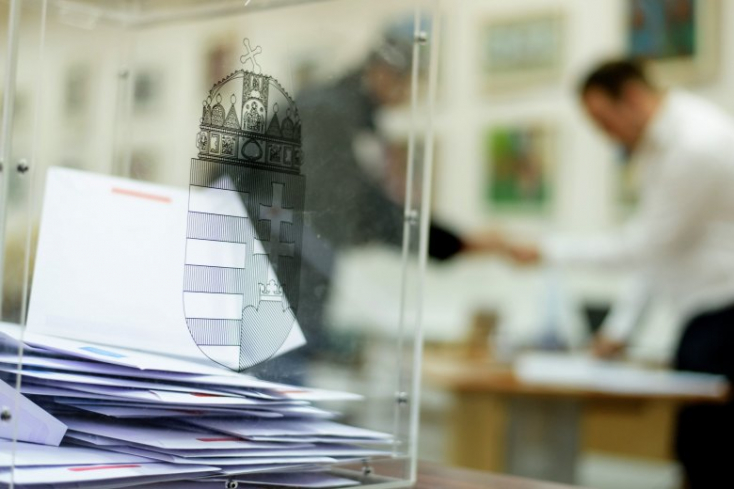 A magyarországi országgyűlési választásokon a határon túliak több mint 96 százaléka a  Fidesz-KDNP szövetségre szavazott