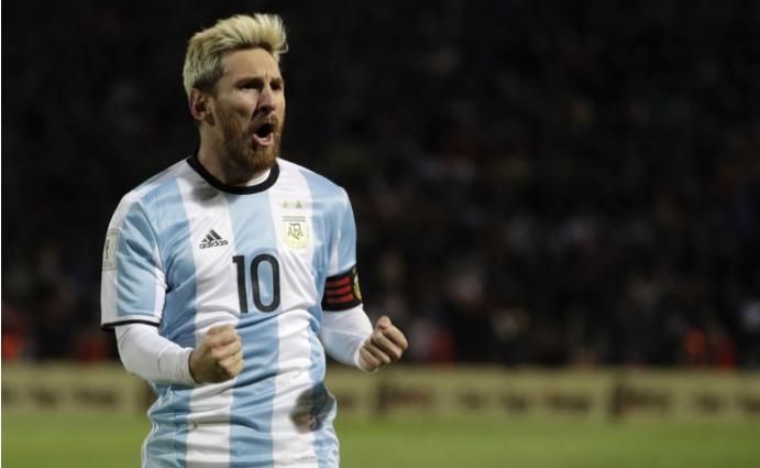 Vb-selejtezők - Messi: Kész őrület lett volna, ha nem jutunk ki