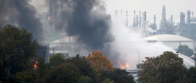 Robbanás történt egy csehországi vegyi üzemben, többen meghaltak