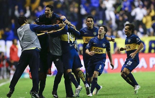Libertadores Kupa - Előnyben a Boca Juniors az elődöntőben