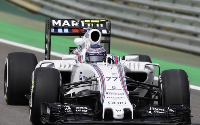 Azeri Nagydíj - Bottas nyerte a harmadik szabadedzést