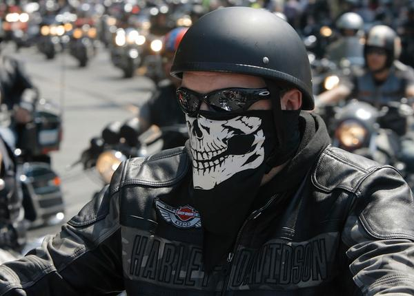 Betiltottak egy újabb motoros bandát Hollandiában