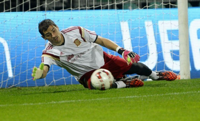 Bajnokok Ligája - Casillas rekordot döntött