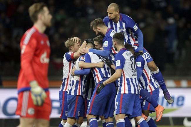 A Hertha a Liverpool elleni mérkőzéssel ünnepli 125. születésnapját