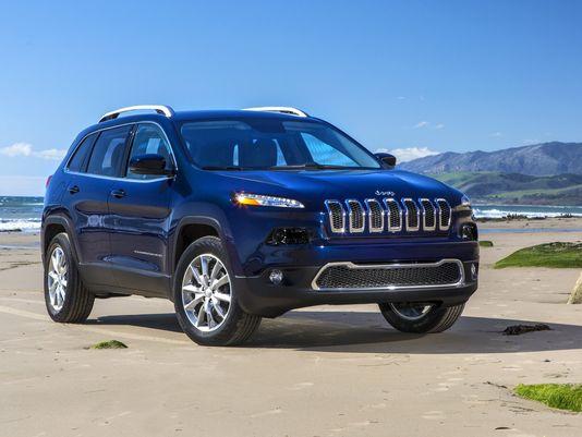 2014-ben kelt el először egymilliónál több Jeep