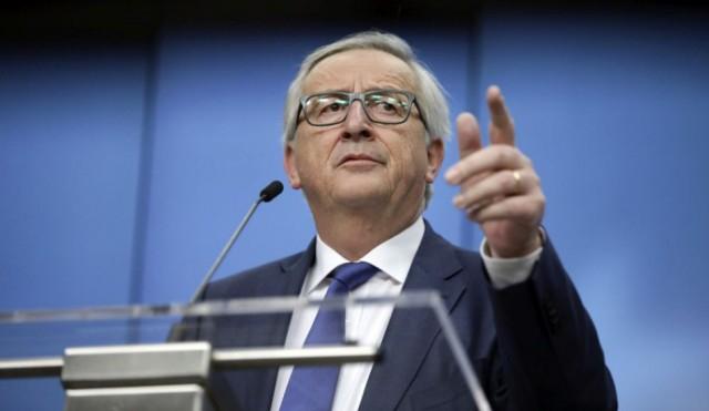 Juncker szerint Romániának helye van a schengeni övezeten belül
