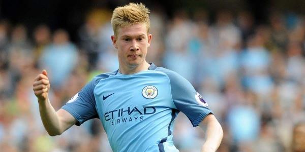 Premier League - De Bruyne megsérült a Manchester City edzésén