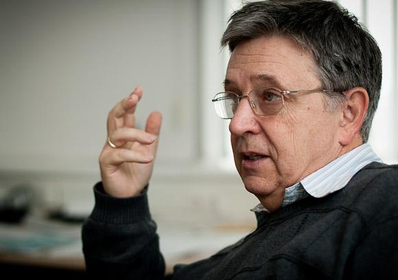 A világhírű matematikus, Lovász László a Magyar Tudományos Akadémia új elnöke