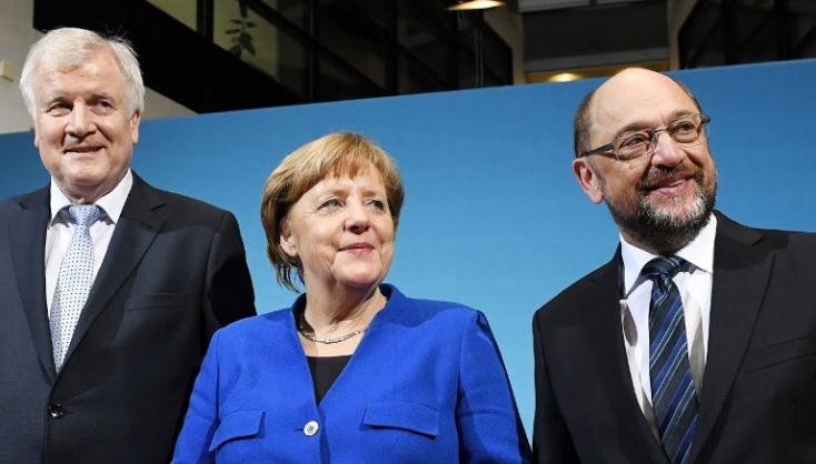 Német kormányalakítás - Megkezdődtek a hivatalos koalíciós tárgyalások