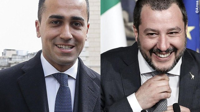 Finisbe érkezett az olasz kormányalakítás