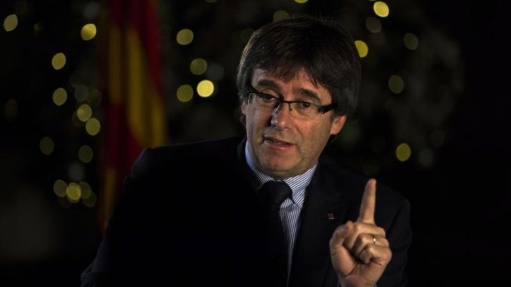 A volt katalán elnök ügyvédei fellebbezésre készülnek a német kiadatási döntés ellen