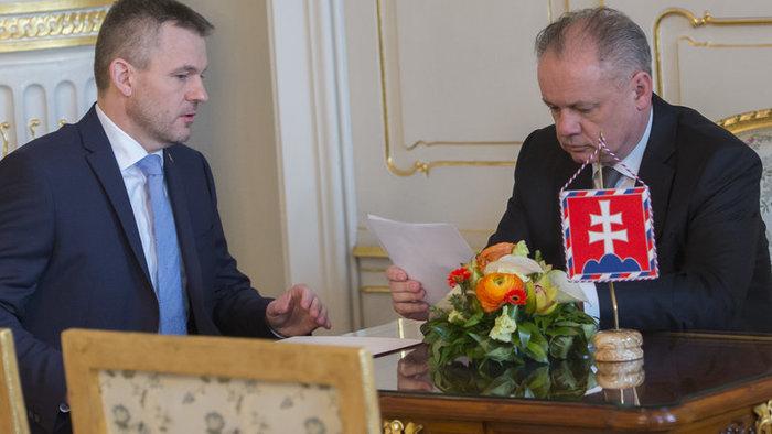 Andrej Kiska: Az új kormánynak vissza kell szereznie az emberek bizalmát