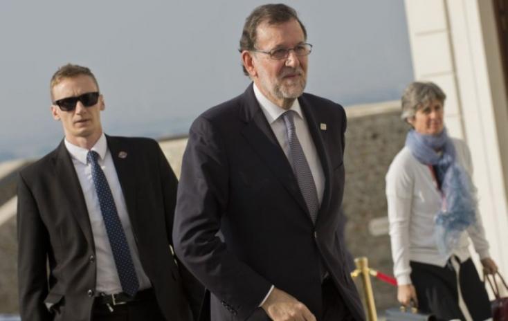 Mariano Rajoy: A katalán kormány tisztázza, hogy kinyilvánította-e a függetlenséget