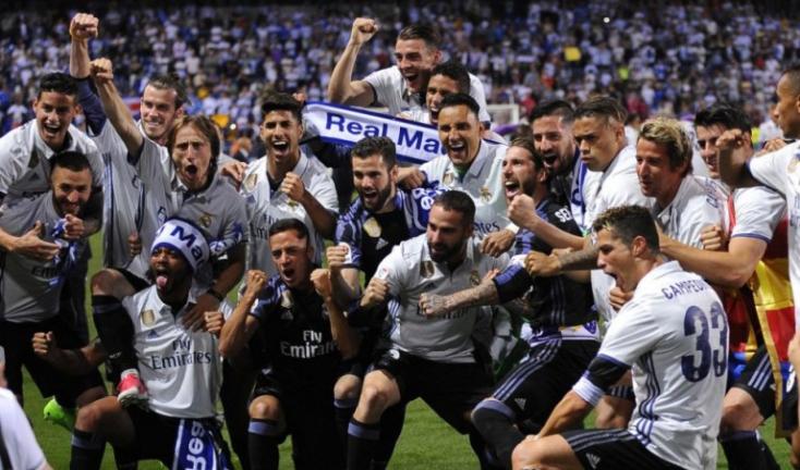 A Real Madrid csak a harmadik legtöbb pénzt kereste az előző idényben